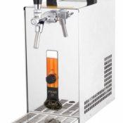 Bierzapfanlagen Test - Zapfanlage, Bierzapfanlage, Durchlaufkühler PYGMY 25 1-leitig Trockenkühler, 30 Liter/h