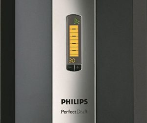 Philips HD3620/25 Perfect Draft Bierzapfanlage (Metallfässer 6 Liter) schwarz3